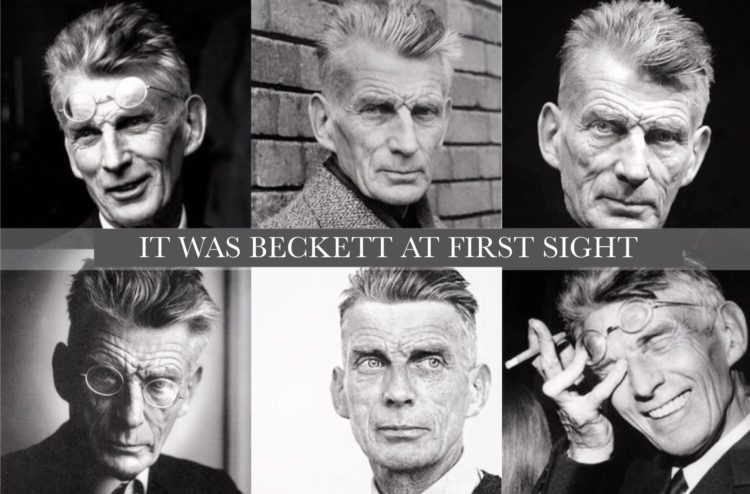 First Love, Samuel Beckett, Inscription