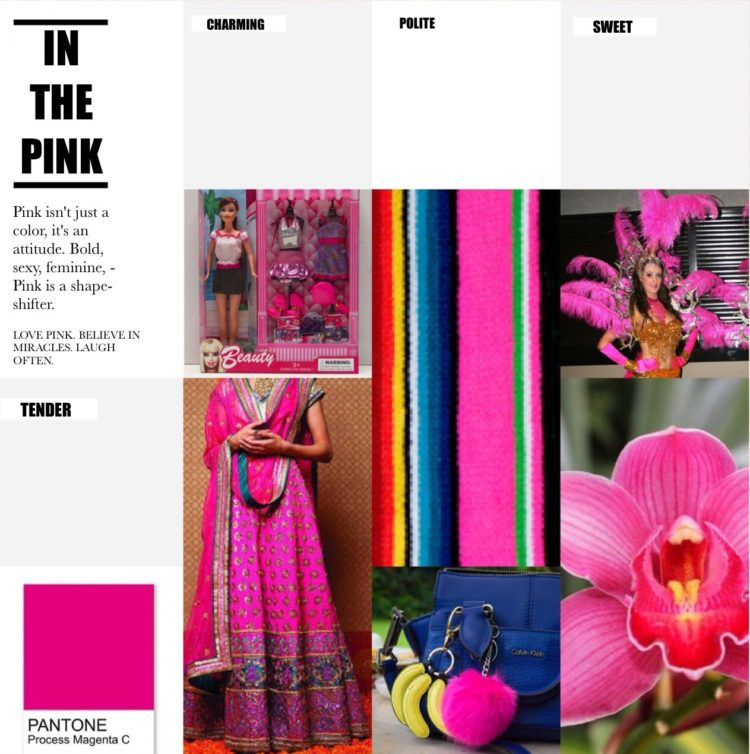 pink color, why we love pink