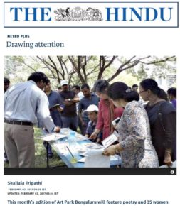 Drawing Attention - The Hindu